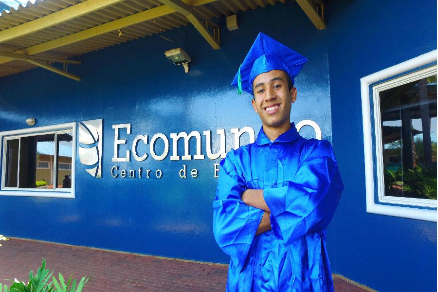 Colegio Ecomundo bachillerato internacional en guayaquil ecuador